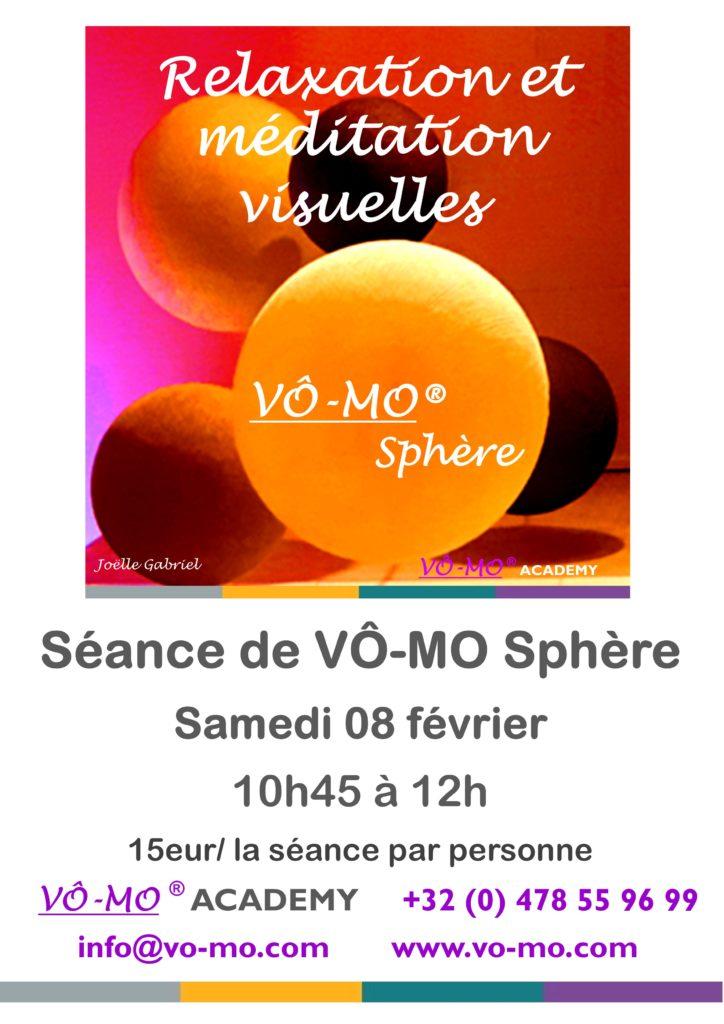 Séance de VÔ-MO Sphère @ VÔ-MO Academy